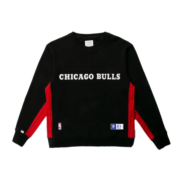 Chicago Bulls French Terry Crewneck Sweatshirt