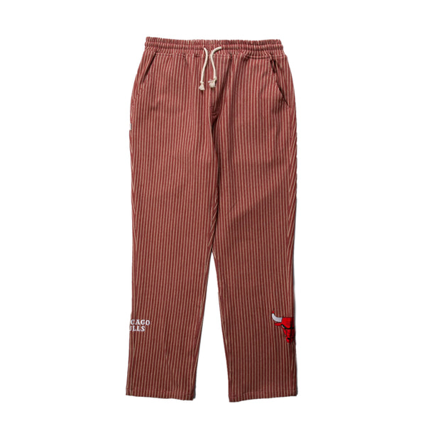 Chicago Bulls Pinstripe Cotton Pant