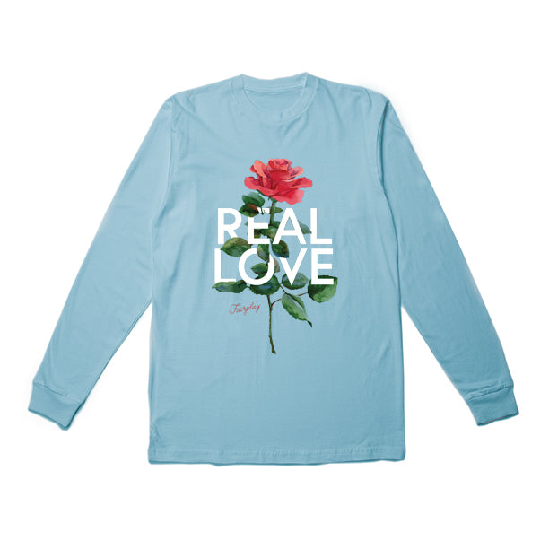 Real Love - Womens - Blue