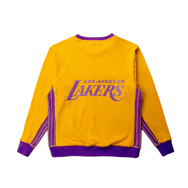Los Angeles Lakers French Terry Crewneck Sweatshirt | PREORDER