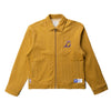 Los Angeles Lakers Pinstripe Cotton Jacket