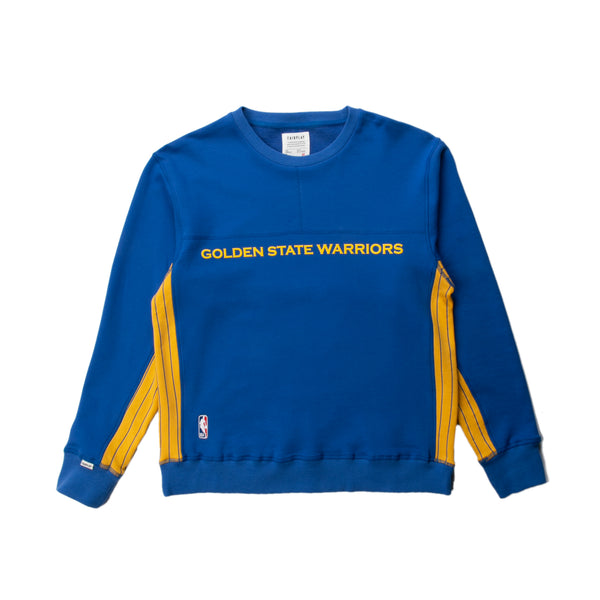 Golden State Warriors French Terry Crewneck Sweatshirt
