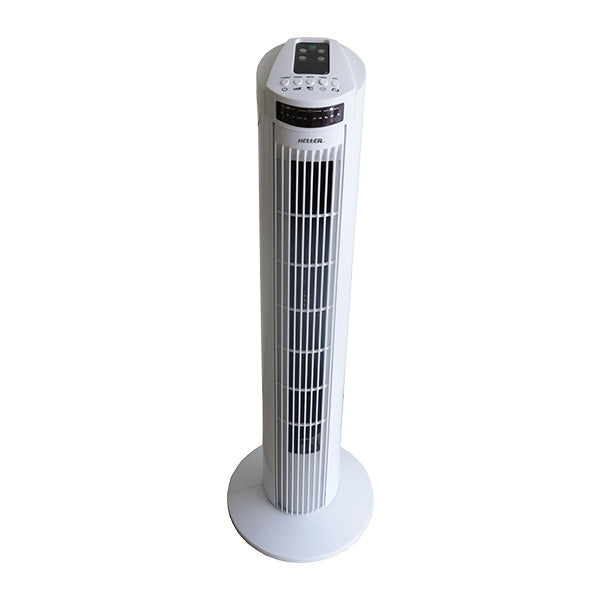 Heller HTF75R 75cm Tower Fan With Remote Control