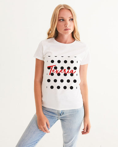 Polka Dot Women's Graphic Tee
