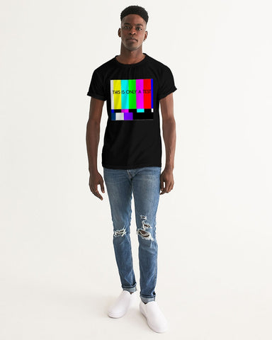 Testing Men's Graphic Tee