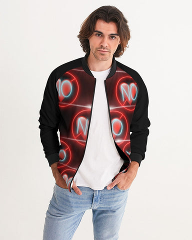 No love 3 Men's Bomber Jacket