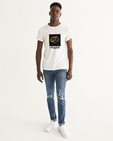 polylife Men's Graphic Tee