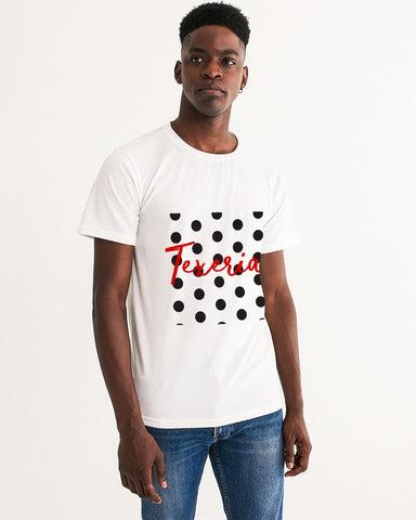 Polka Dot Men's Graphic Tee