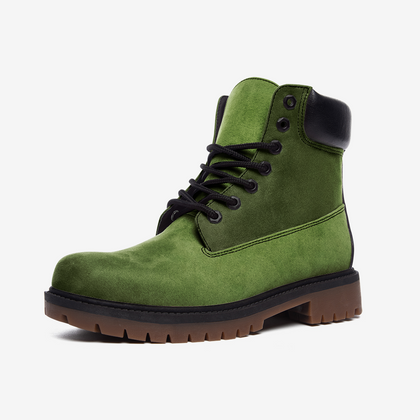 Forest Casual Leather Lightweight boots