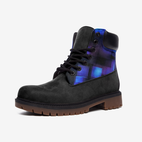 Glitch 2 Casual Leather Lightweight boots