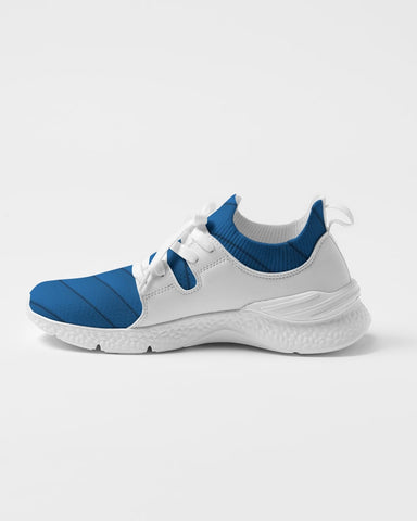 Cobalt Women's Two-Tone Sneaker (white)