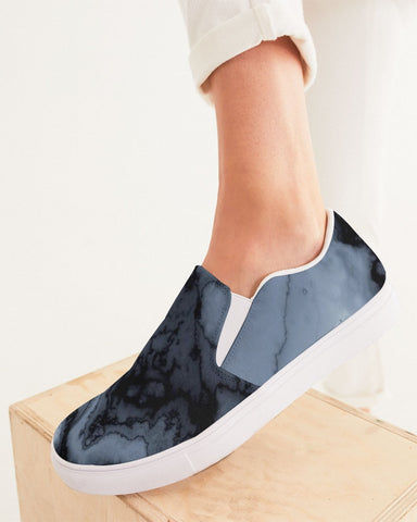Marble Women's Slip-On Canvas Shoe