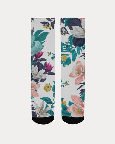 Warm Floral Women's Socks