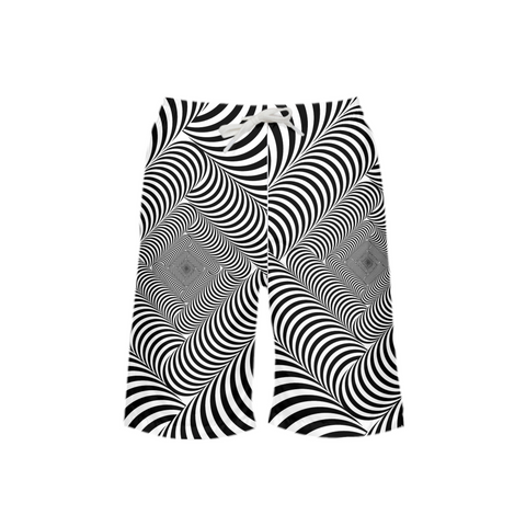 Optical illusion Boy's Swim Trunk
