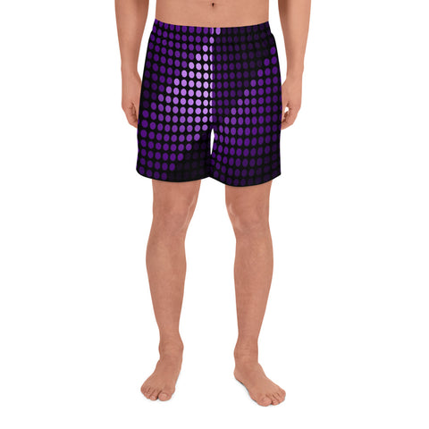 Antidot Men's Athletic Long Shorts