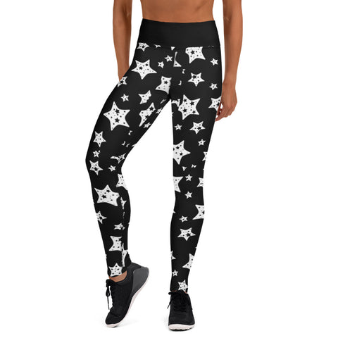 Star Leggings with pockets
