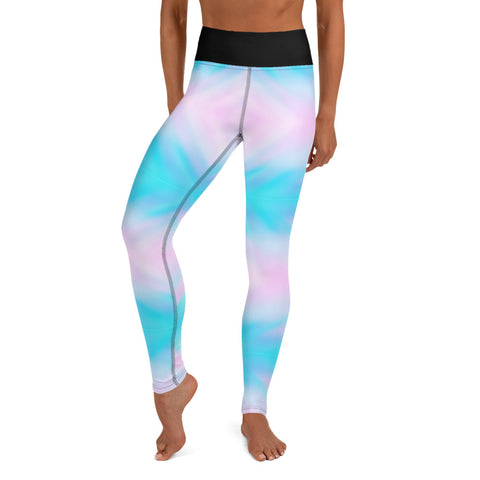 Cotton Candy N2 Leggings