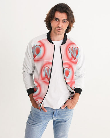 No love 2 Men's Bomber Jacket