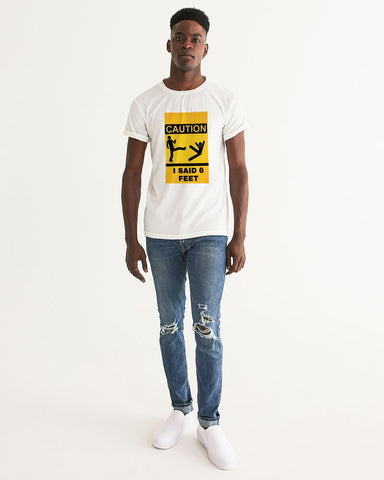 6 feet Men's Graphic Tee