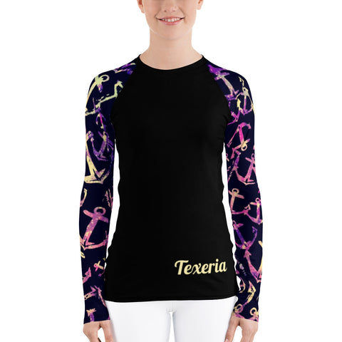 Anchor 2 Women's long sleeve dry fit