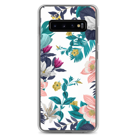 Warm Floral Samsung Case