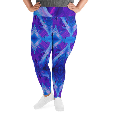 Amethyst Plus Size Leggings