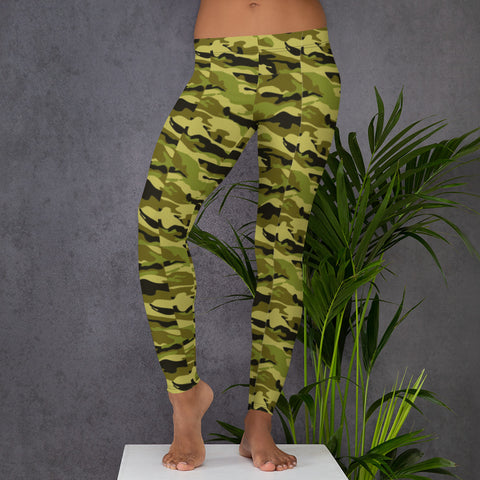 Camo (green) Leggings