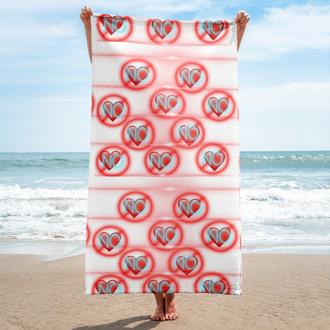 No Love 2 Towel
