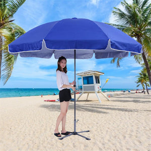 Adjustable Portable Outdoor Parasol Garden Umbrella Base Sunshade Anchor Patio Umbrella Stand Sun Shelter Accessory