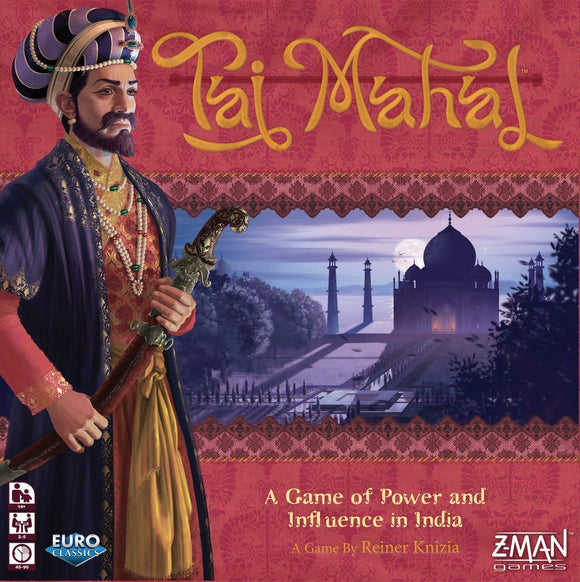 Taj Mahal: A game of power and influence in India