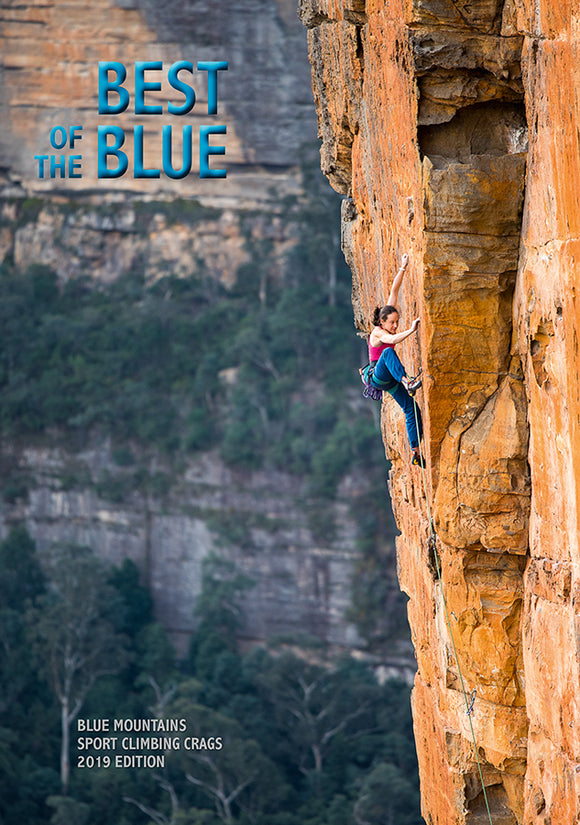 Best of the Blue - Blue Mountains Selected Sport Crags