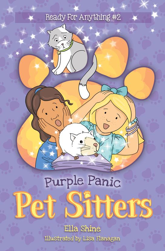 Purple Panic (Pet Sitters: Ready For Anything #2)