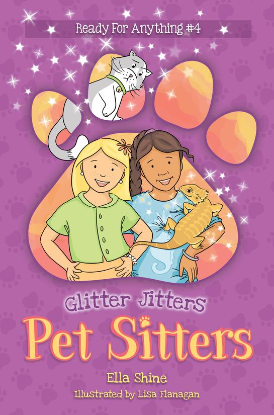 Glitter Jitters (Pet Sitters: Ready For Anything #4)