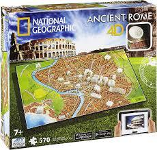 Ancient 4D Jigsaw Puzzle