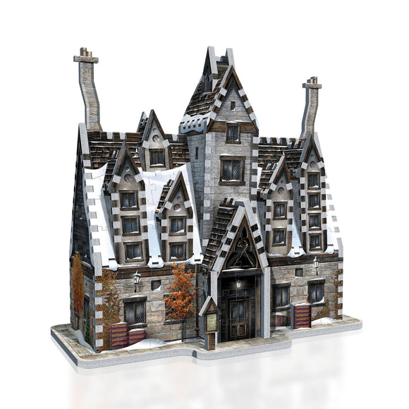Harry Potter Hogsmead 3D Puzzle