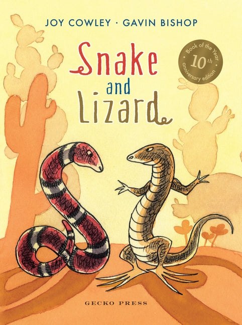Snake and Lizard: Anniversary Edition
