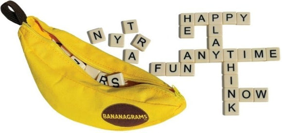 Bananagrams : The Anagram Game
