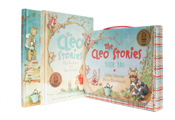 The Cleo Stories Book Bag