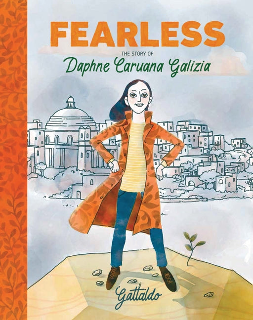 Fearless:The Story Of Daphne Caruana Galizia