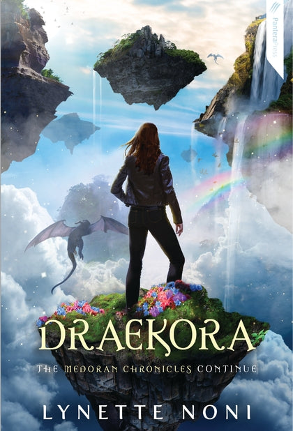 Draekora (Medoran Chronicles Book 3)