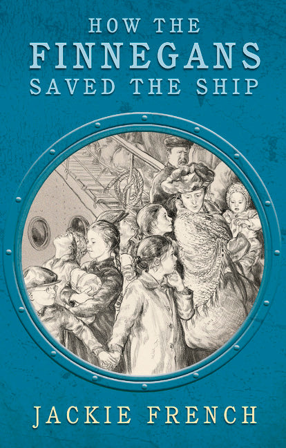 How the Finnegans Saved the Ship