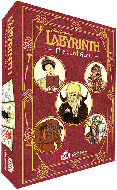 Jim Henderson's Labyrinth: The Card Game