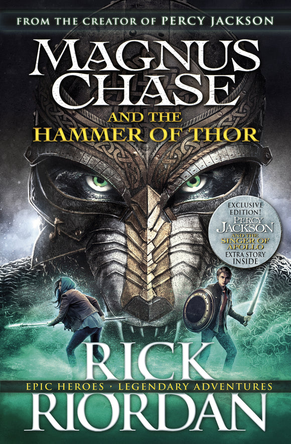 Magnus Chase and the Hammer of Thor: Magnus Chase Book 2