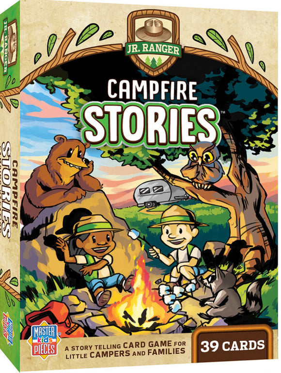 Campfire Stories: Jr. Ranger