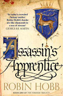 Assassin's Apprentice (#1 Farseer)