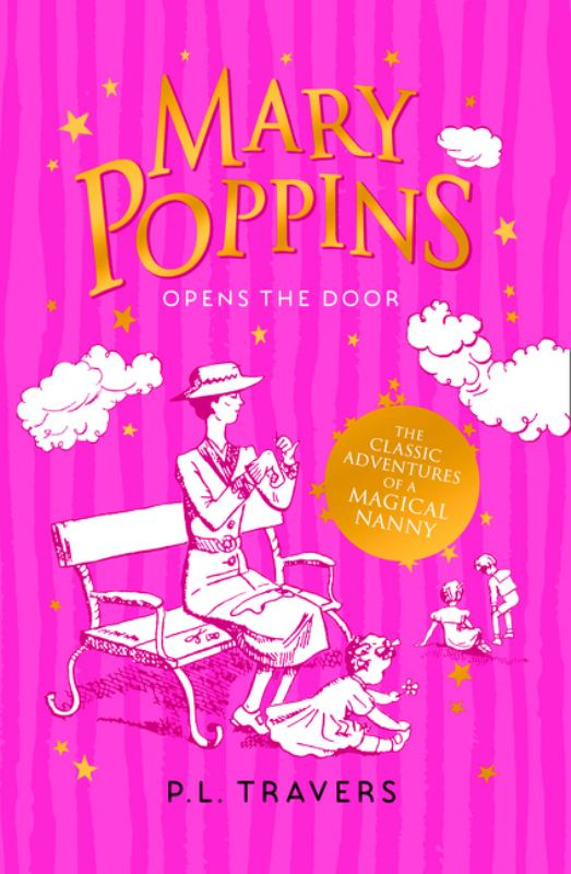 Mary Poppins Opens the Door (#3)