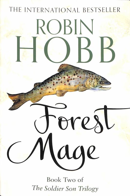 Forest Mage (Soldier Son #2)