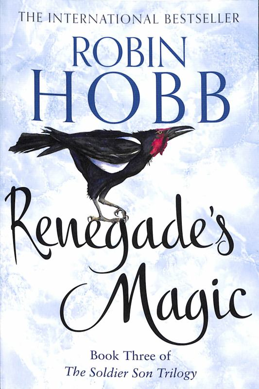 Renegade's Magic (Soldier Son Trilogy #3)