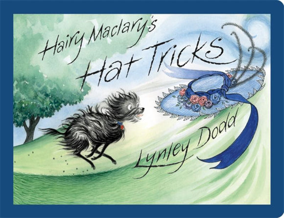 Hairy Maclary's Hat Tricks (Board Book)