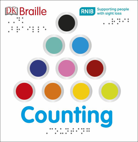 Counting (DK Braille)